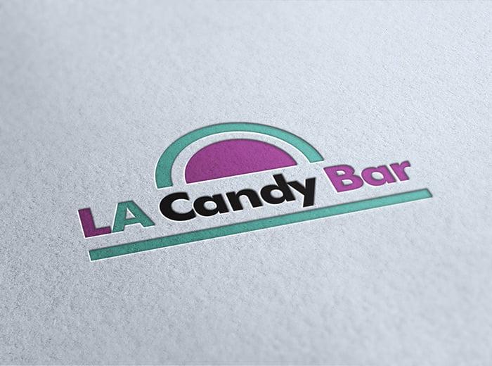 logo design candy shop