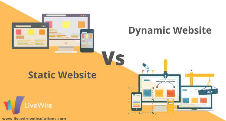 What is the Difference Between Static and Dynamic Websites?