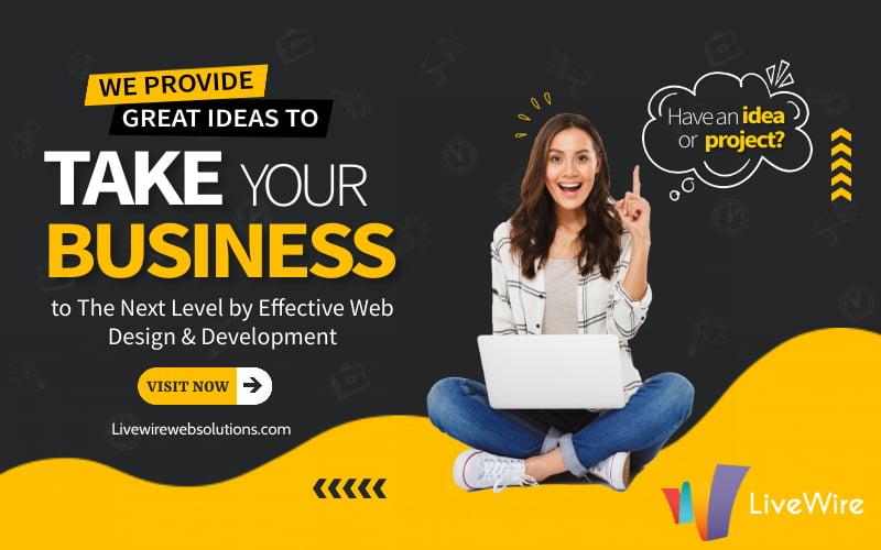 Effective Web Design & Development for Business Growth